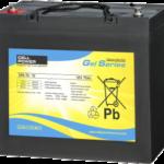Batería para autocaravana CPG 12V