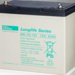 Batería para alarmas CPL 12V