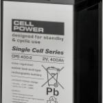 Batería para energía solar CPS 2V