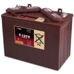 Baterías para barredoras, apiladores y plataformas elevadoras de plomo abierto