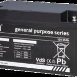 Batería para energía solar pbq 12V