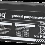 Baterías para alarmas pbq 4V y 6V