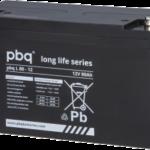 Batería para alarmas pbq L