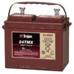 Baterías para barredoras, apiladores y plataformas elevadoras plomo abierto (placa tubular)