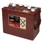Baterías para buggys plomo abierto (placa tubular) TROJAN
