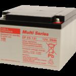 Batería para alarmas CP 12V